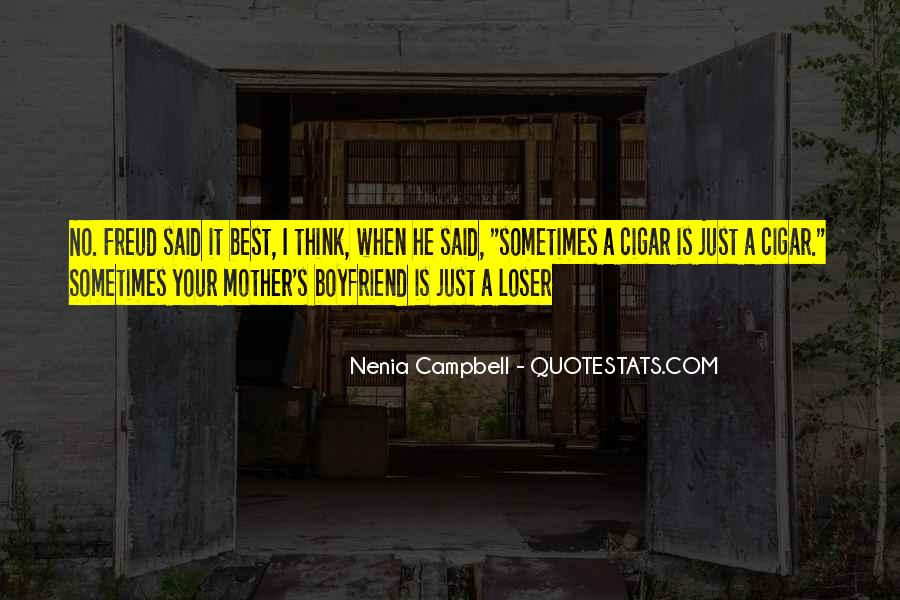 Campbell's Quotes #380119