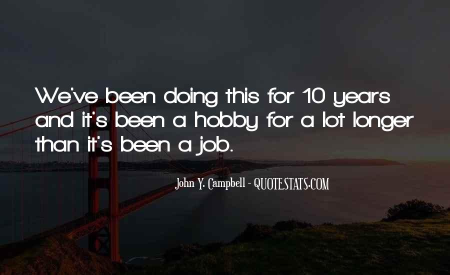 Campbell's Quotes #387008