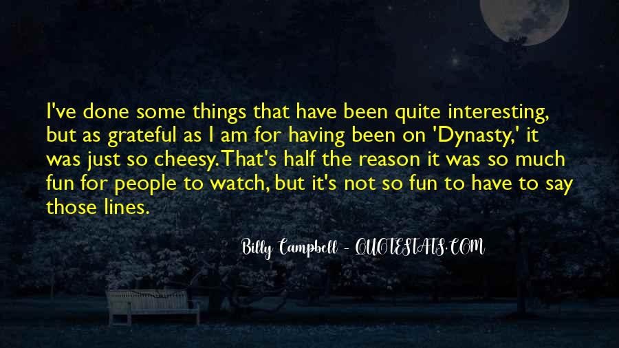 Campbell's Quotes #391123