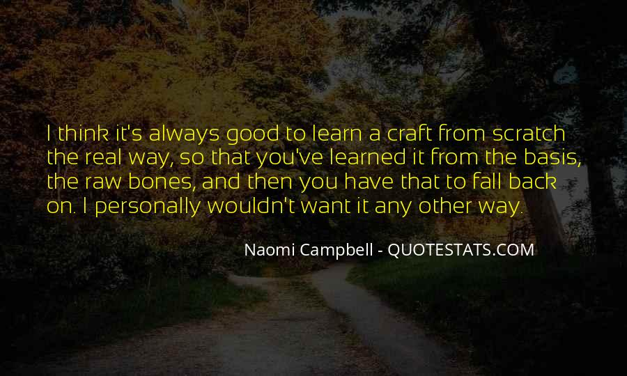 Campbell's Quotes #393929