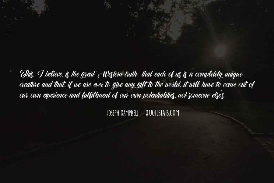 Campbell's Quotes #45122