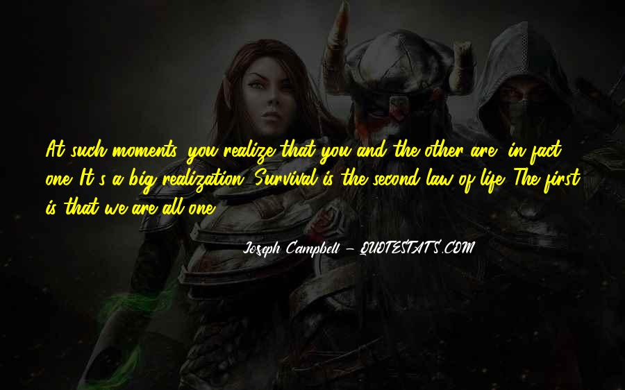 Campbell's Quotes #84187