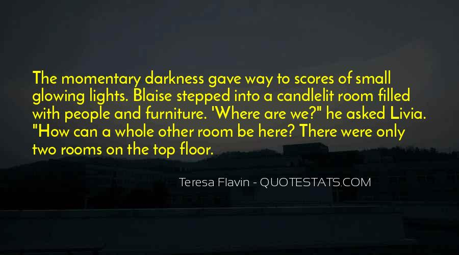 Candlelit Quotes #985244
