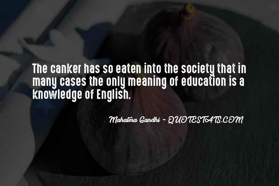Canker'd Quotes #147156