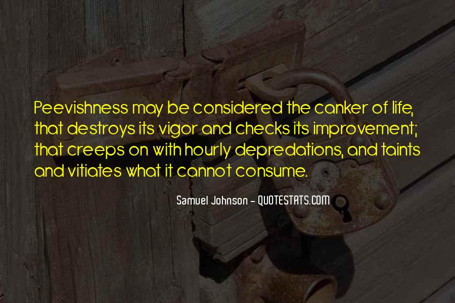 Canker'd Quotes #1637025