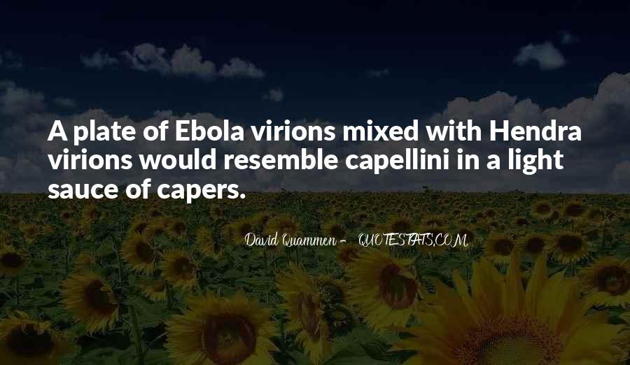 Capellini Quotes #143946