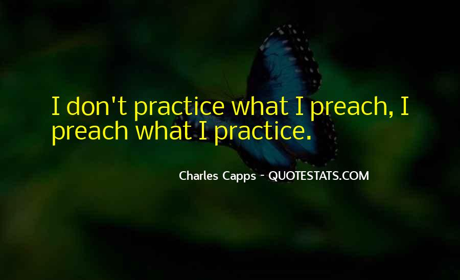 Capps Quotes #1370244