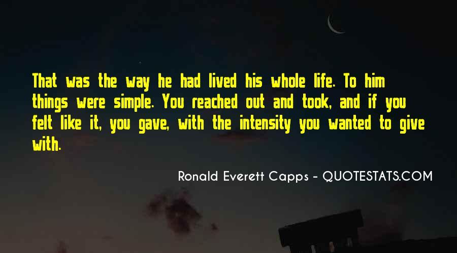 Capps Quotes #1676968
