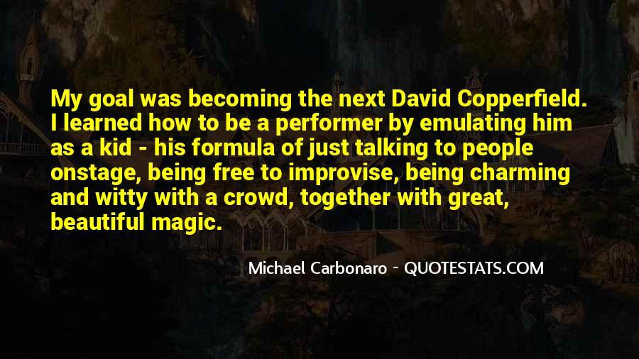 Carbonaro Quotes #1266674
