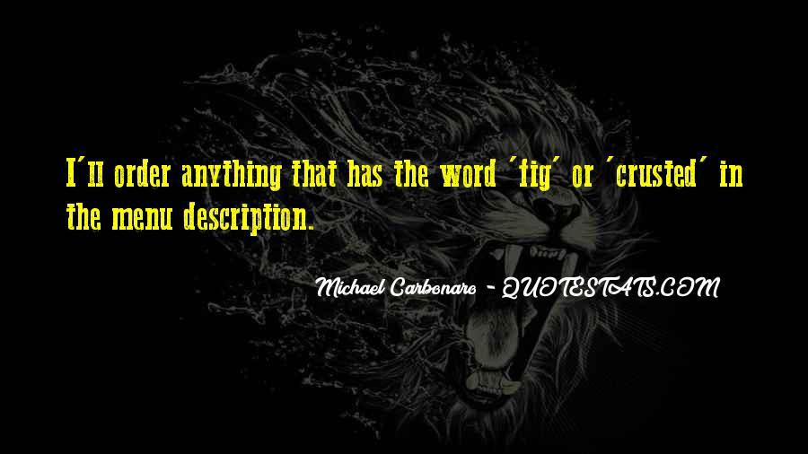 Carbonaro Quotes #1271300