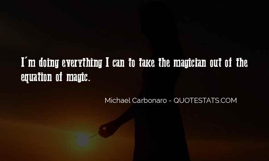 Carbonaro Quotes #1649267