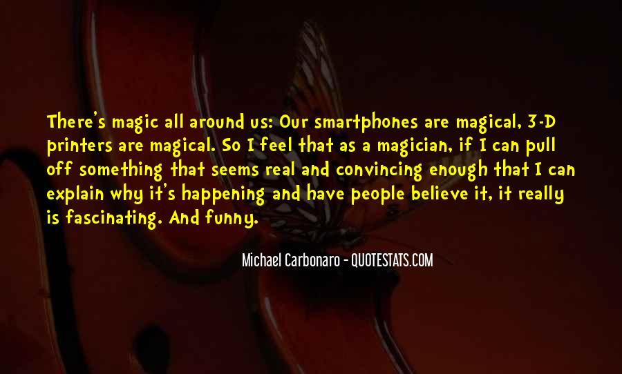Carbonaro Quotes #1679410