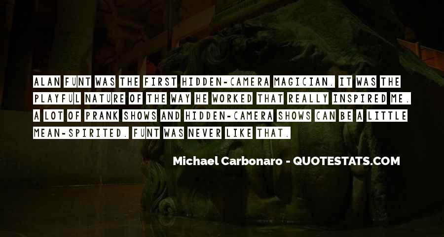 Carbonaro Quotes #555753
