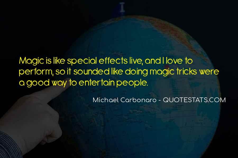 Carbonaro Quotes #692288