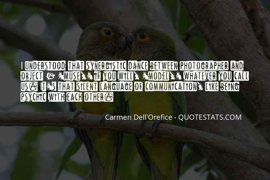 Carmen's Quotes #1175240