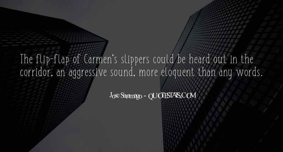 Carmen's Quotes #1291448