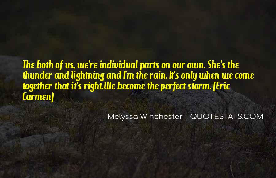 Carmen's Quotes #1296649