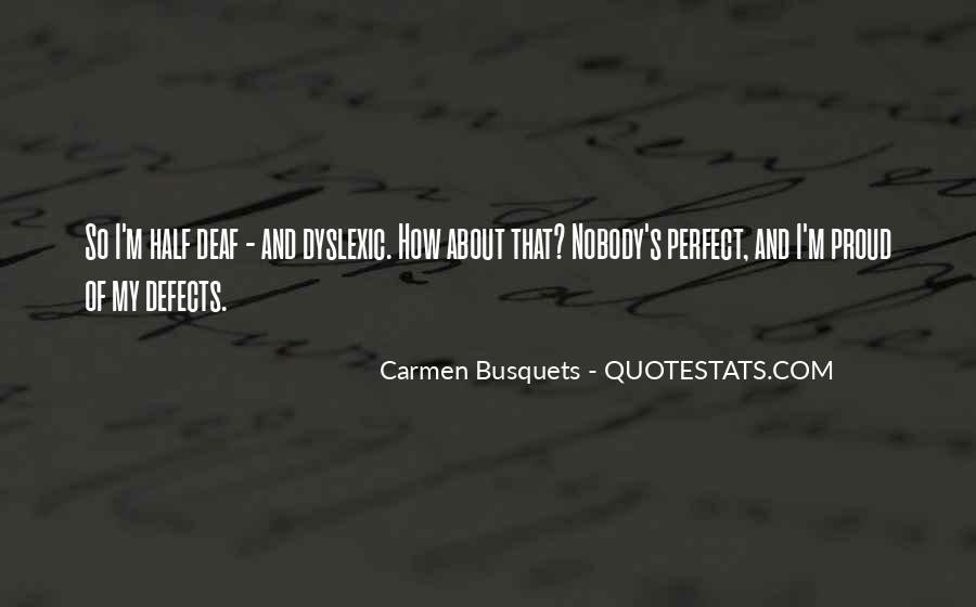 Carmen's Quotes #1301776