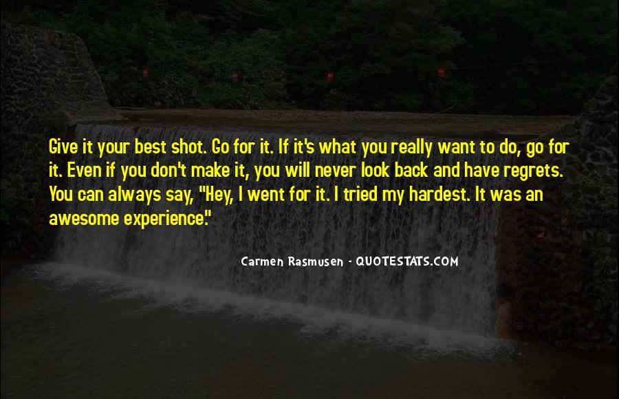 Carmen's Quotes #1326707
