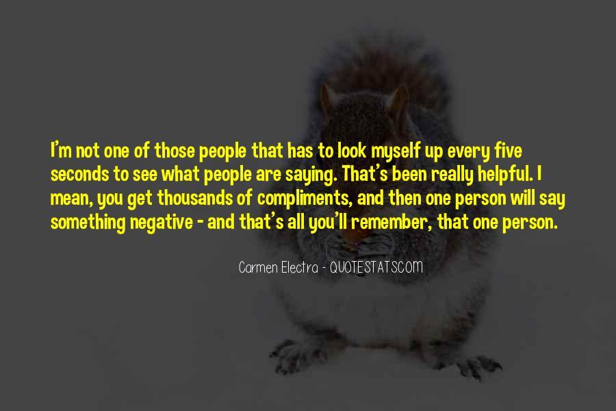 Carmen's Quotes #1379261