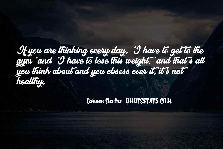 Carmen's Quotes #1578374