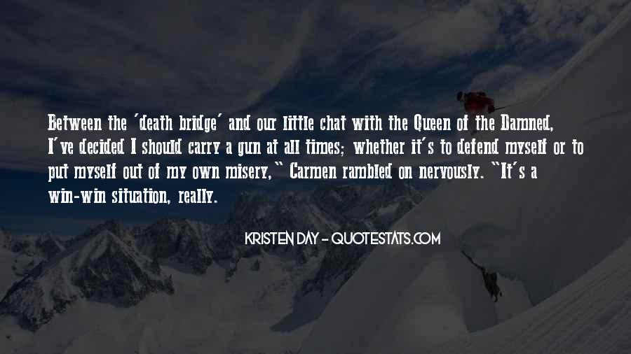 Carmen's Quotes #1615964