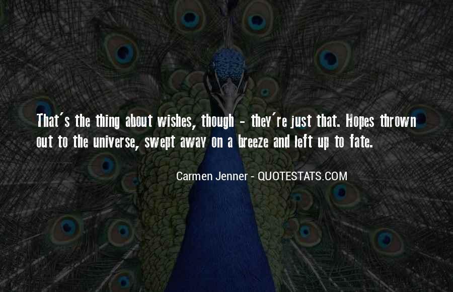 Carmen's Quotes #1672638