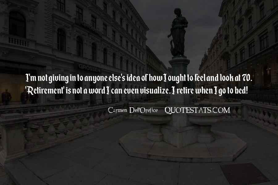 Carmen's Quotes #1709410