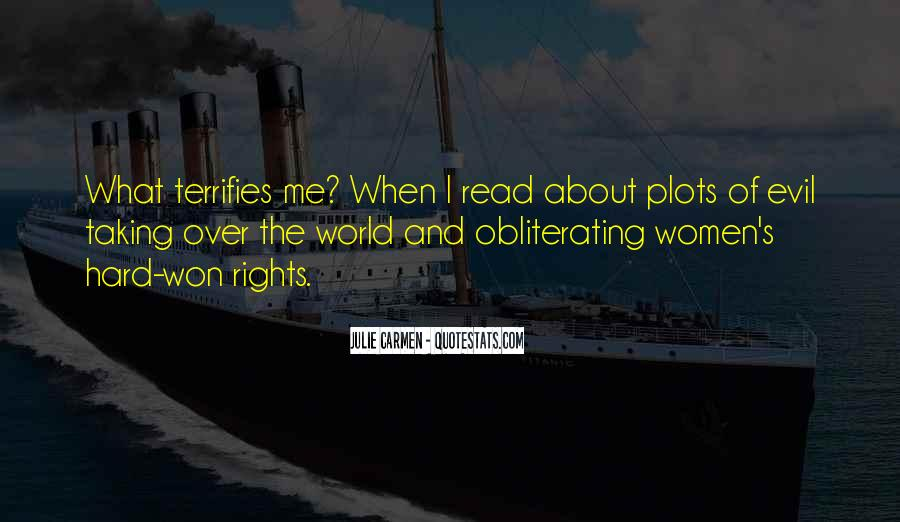 Carmen's Quotes #1712621