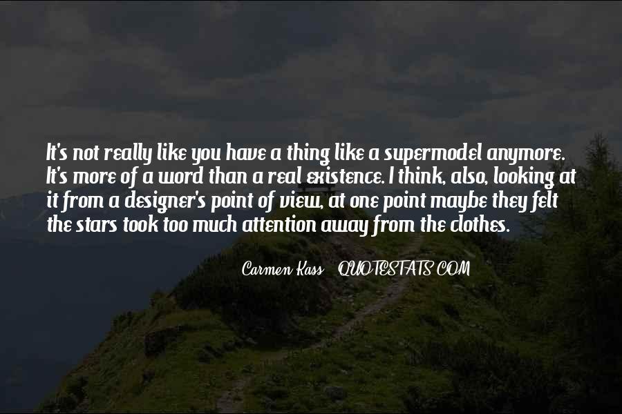 Carmen's Quotes #1759930
