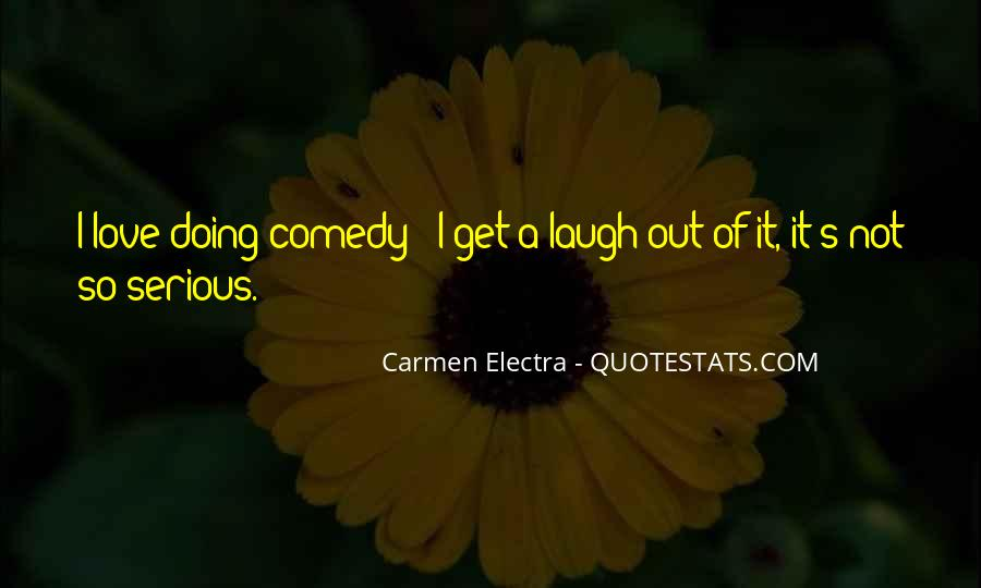 Carmen's Quotes #182971