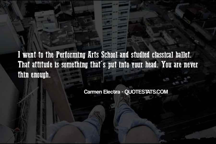 Carmen's Quotes #1853690