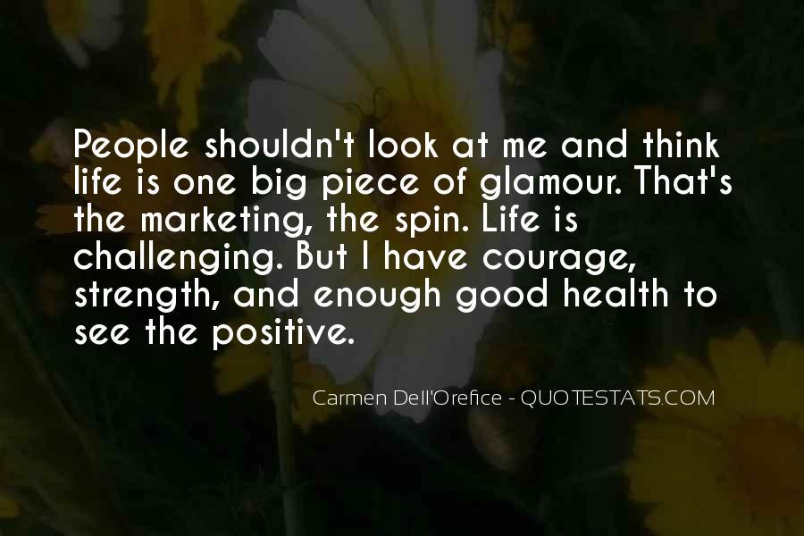 Carmen's Quotes #1879294