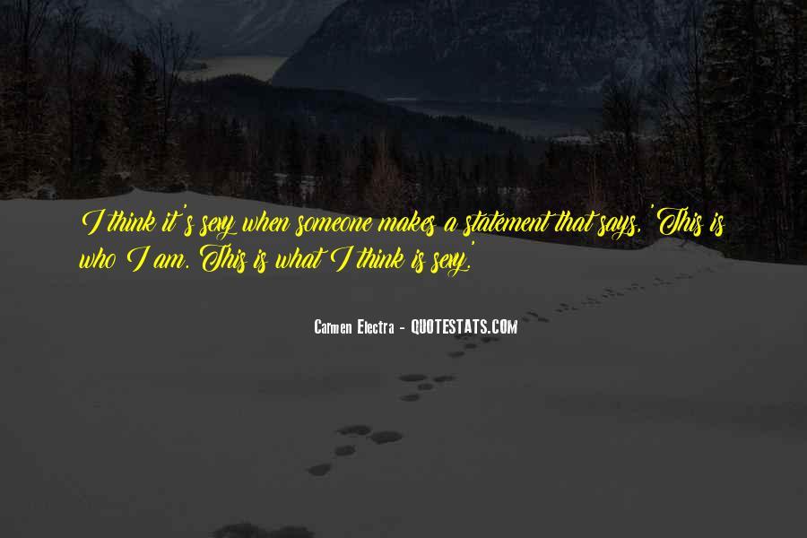 Carmen's Quotes #218943