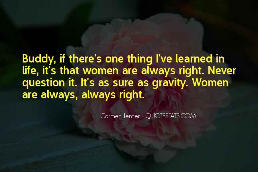 Carmen's Quotes #354055