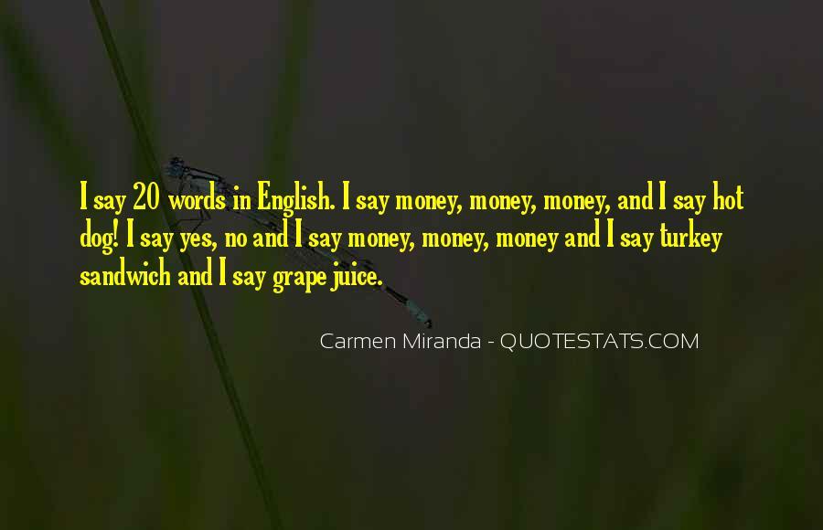 Carmen's Quotes #56427