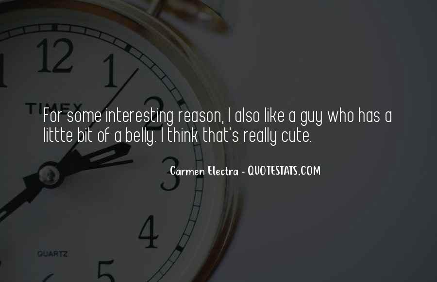 Carmen's Quotes #589306