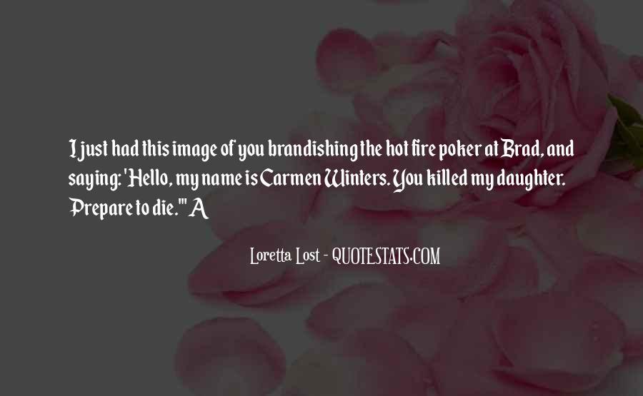 Carmen's Quotes #61172