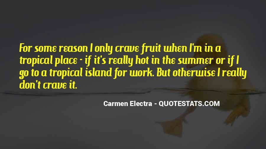 Carmen's Quotes #714379