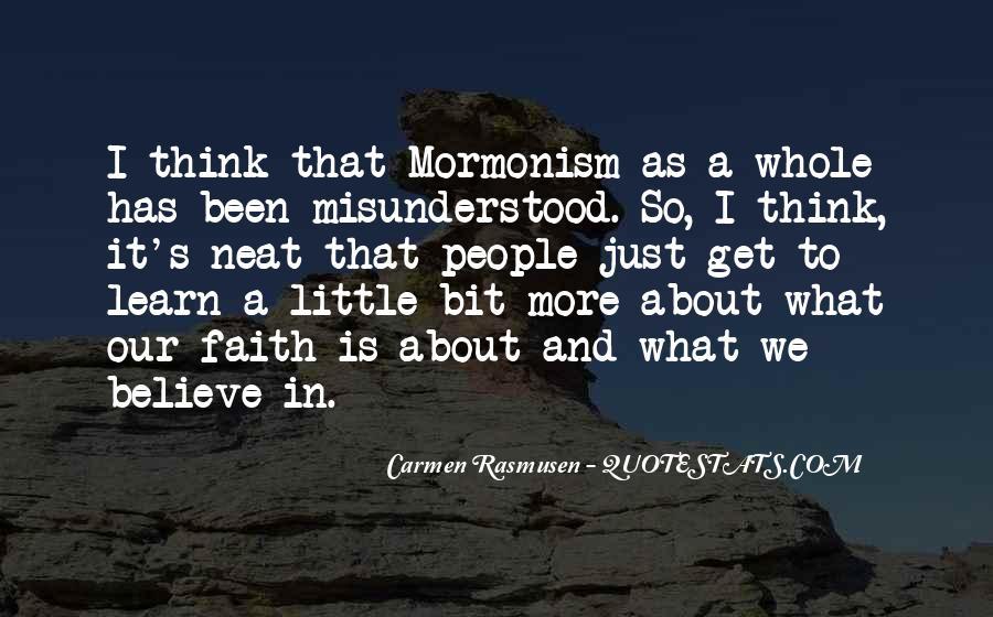 Carmen's Quotes #749006