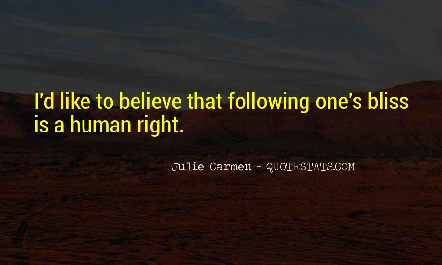 Carmen's Quotes #769035