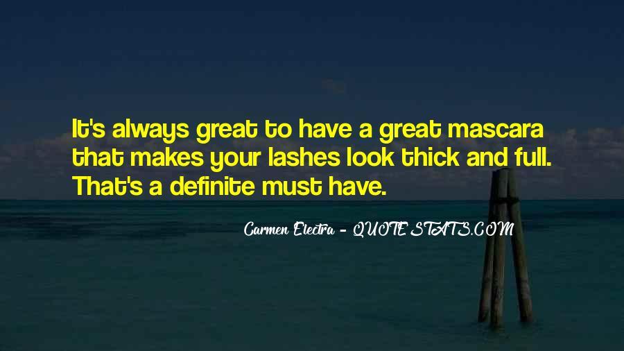 Carmen's Quotes #818493