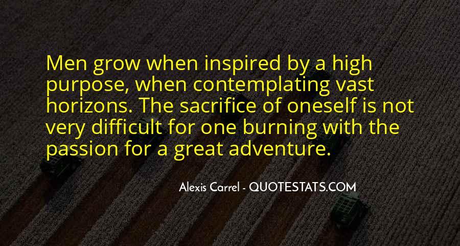 Carrel Quotes #1025881