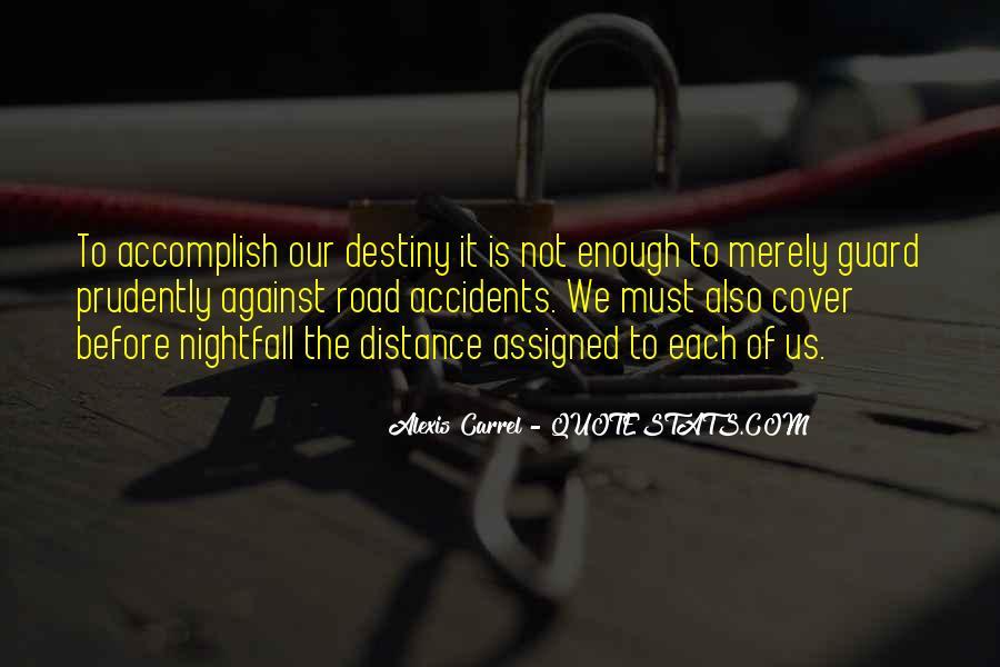 Carrel Quotes #1314163