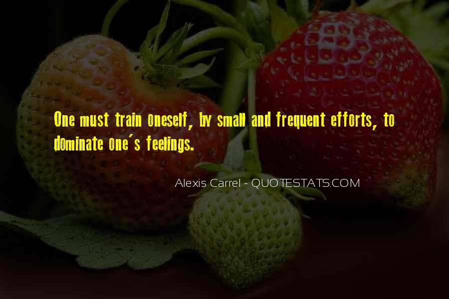 Carrel Quotes #1343171