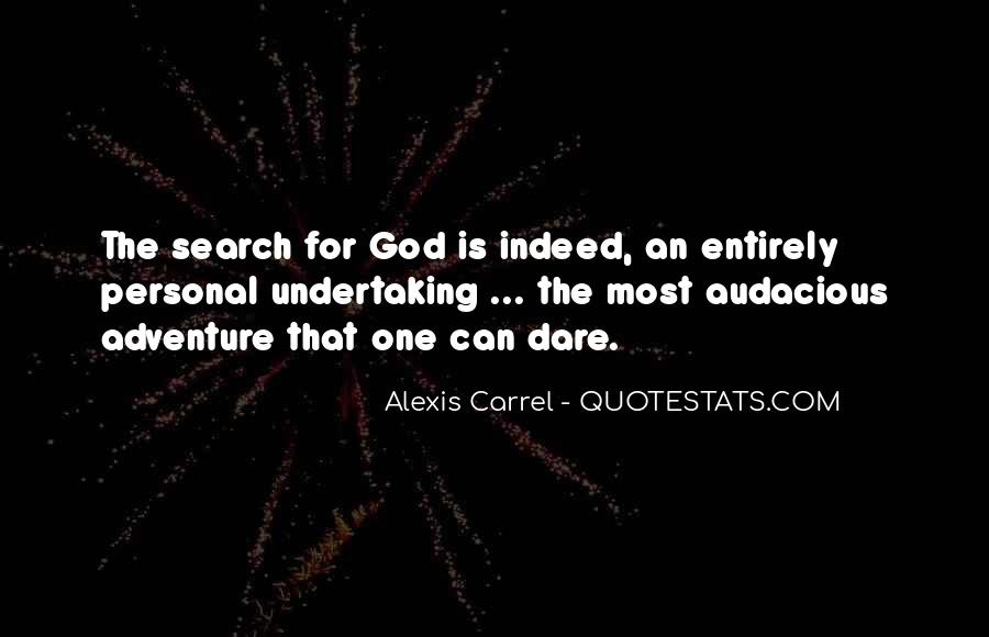 Carrel Quotes #1453502