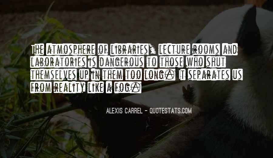 Carrel Quotes #1505820