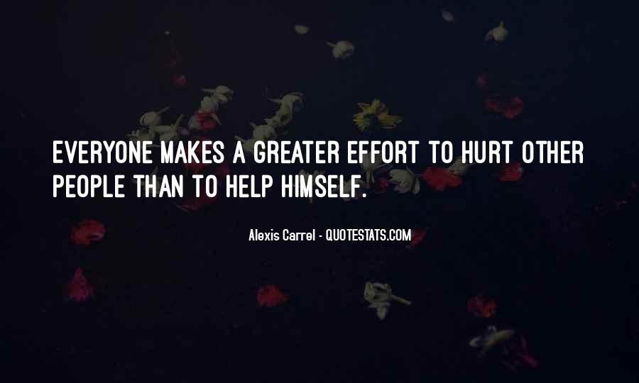 Carrel Quotes #1602894