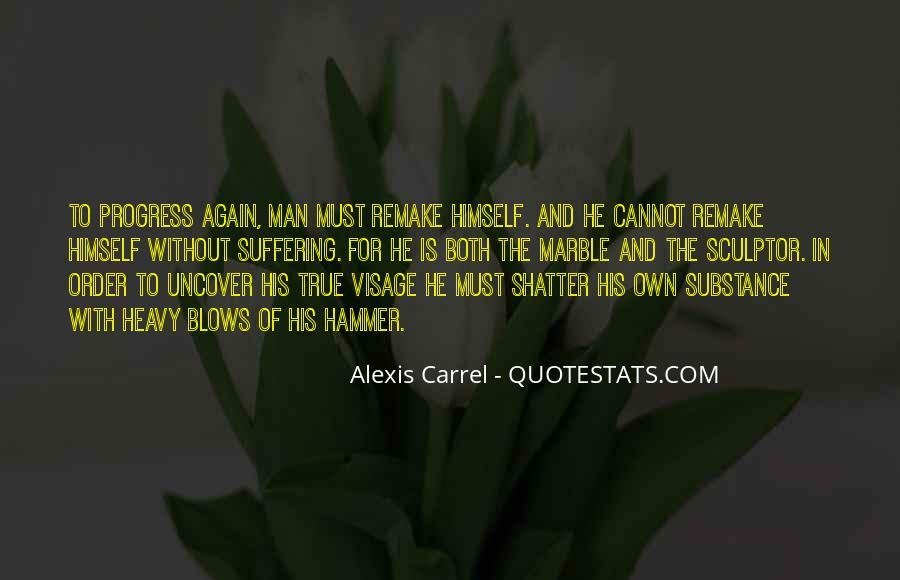 Carrel Quotes #1761985