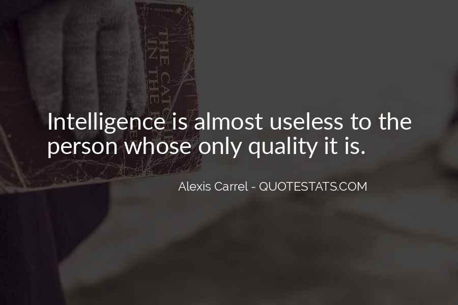 Carrel Quotes #1773828
